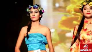 aakriti 2016 home science college fashion show part one panache