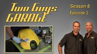 Dupli-Color Paint Shop | Two Guys Garage | Season 8 | Episode 2