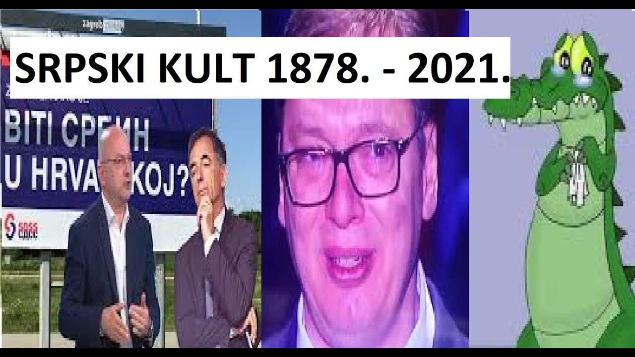 KULT UGROŽENOG SRBINA 1878 - 2021 - Mato Artuković, Vuk Drašković, Tonči  Matulić, Stjepan Lozo, NDH - YouTube