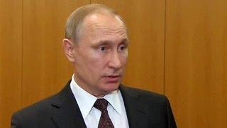 Владимир Путин прокомментировал высказывания Дмитрия Медведева о пенсиях