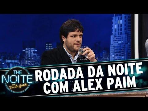 The Noite (20/08/15) - Rodada Da Noite Com Alex Paim, Kenny Lopes E Humberto Rosso