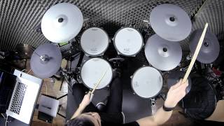 Asking Alexandria - Break Down The Walls - Drum Cover By Adrien Drums