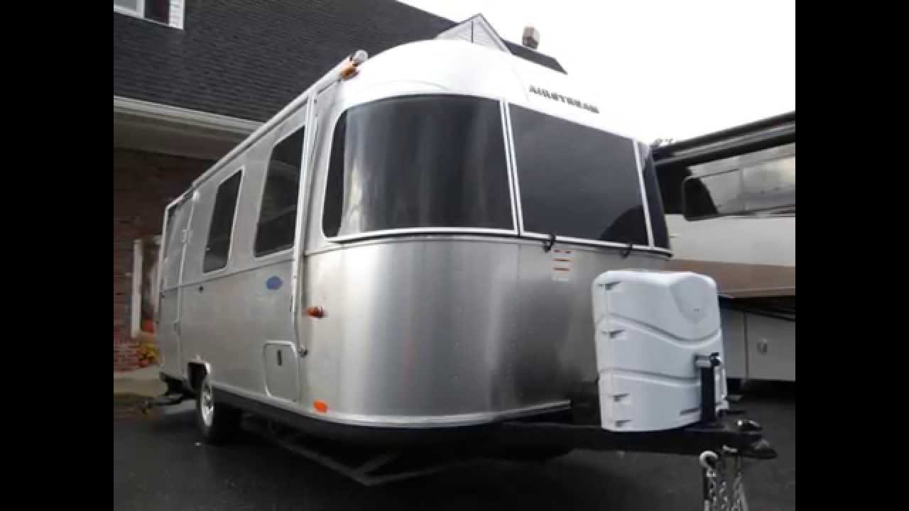 2015 Airstream Sport 22FB Bambi Small Light Weight Camping RV Travel  Trailer For Sale NJ