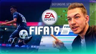 FIFA19 ! NOUVEAUX DRIBBLES, TIRS ET NOUVELLES TACTIQUES !