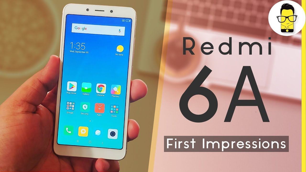 Xiaomi Redmi 6a Hands On Review Best Ultra Budget Android Phone 2 16gb Gold