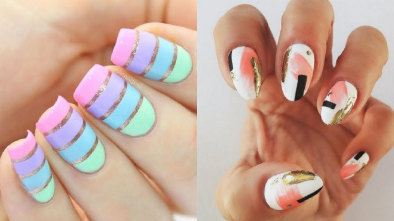 easy nail art design beginners