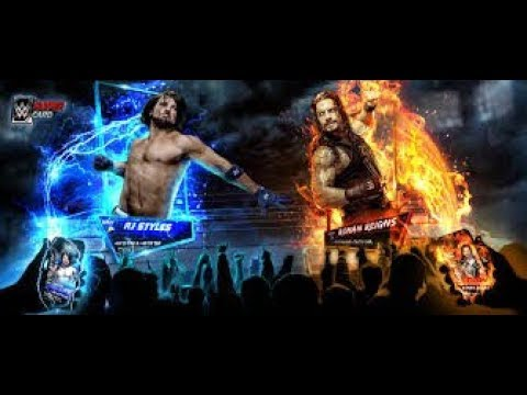 Wwe Super card: Fusion chamber and Platinum pack reveal