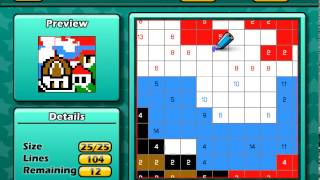 Puzzler World 2 gameplay