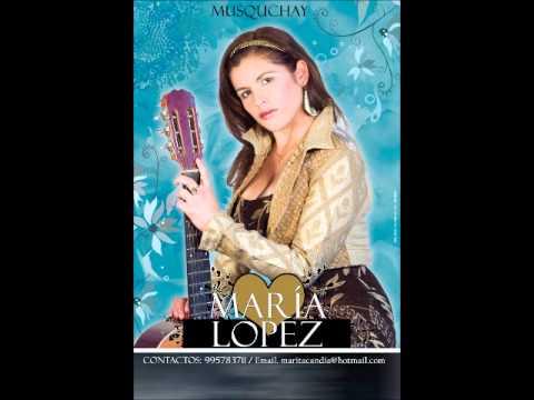 "Maria Lopez   ""si tu te vas"""