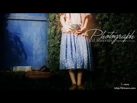 [Lyrics + Vietsub] Photograph - Ed Sheeran ~ Kitesvn.com