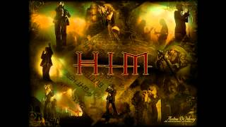 HIM - Join Me In Death - backing track instrumental 2
