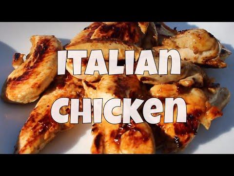 Italian Dressing Chicken Recipes