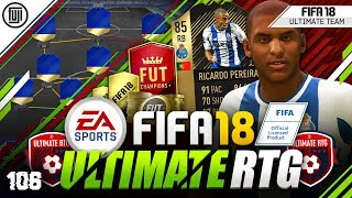 THE TOTS SQUAD!!! FIFA 18 ULTIMATE ROAD TO GLORY! #106 - #FIFA18 Ultimate Team