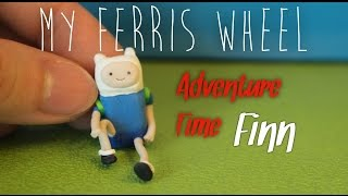 How to make Finn out of polymer clay (Adventure Time)