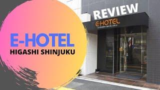 E Hotel Higashi Shinjuku, Tokyo -  イーホテル東新宿、東京