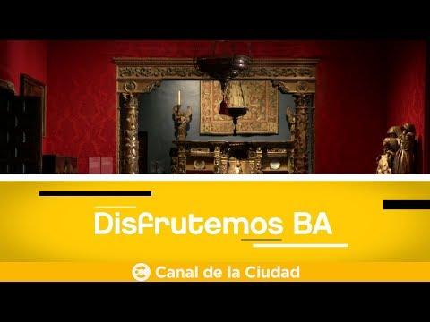 """<h3 class=""""list-group-item-title"""">Para descubrir: el Museo de Arte Español Enrique Larreta en Disfrutemos BA</h3>"""