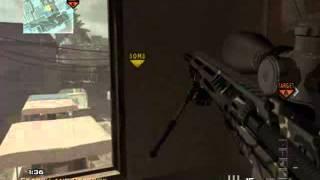 xBCx iTz Sadek - MW3 Game Clip