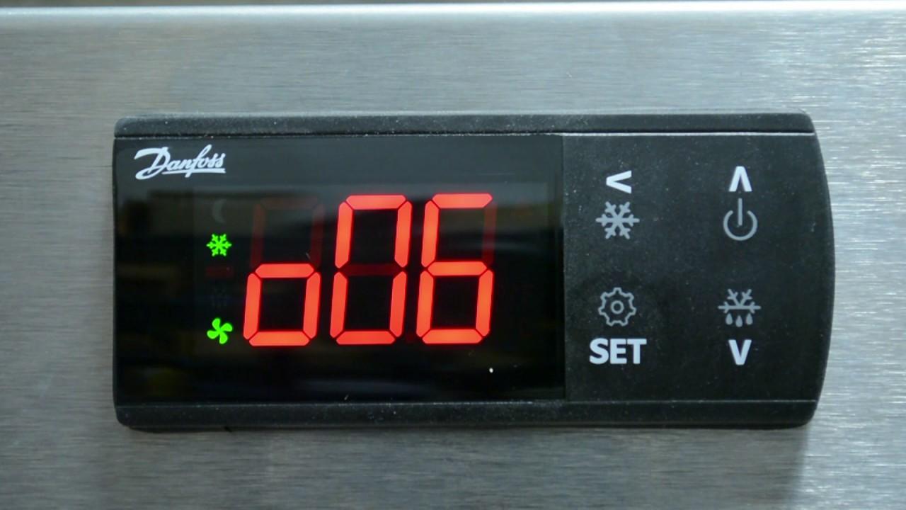 Danfoss Erc 213 Quick Start Guide Youtube Defrost Timer Wiring Diagram Cold Room
