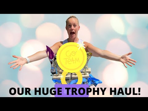 HUGE TROPHY HAUL! Our First Online Virtual Dance Competition | Aspire School of Dance