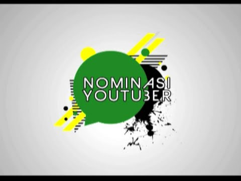Nominasi Youtuber I Socmed Awards 2016
