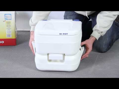 Fiamma Bi Pot 30 Portable Chemical Toilet