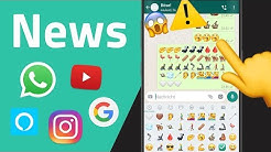 WhatsApp Kontosperre wegen verdächtigen Gruppennamen und News zu YouTube, Instagram, Alexa, Google
