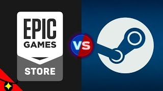 EPIC vs STEAM : L'ULTIME BATAILLE ?