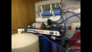 [Hướng dẫn] sửa máy lọc nước KANGAROO không ra nước cực dễ