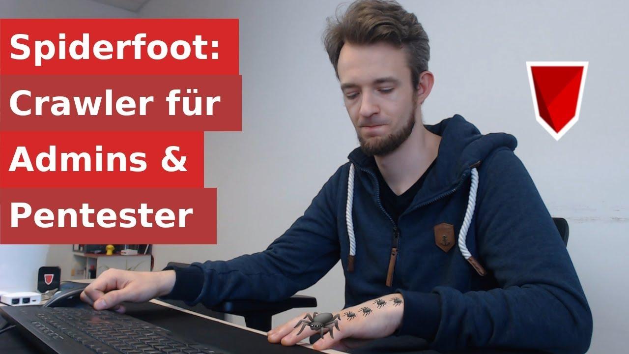 Spiderfoot: OpenSource OSINT Crawler für Linux und Windows
