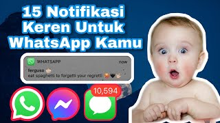 Download lagu 15 Cute Notifications For Your WhatsApp or Text Message