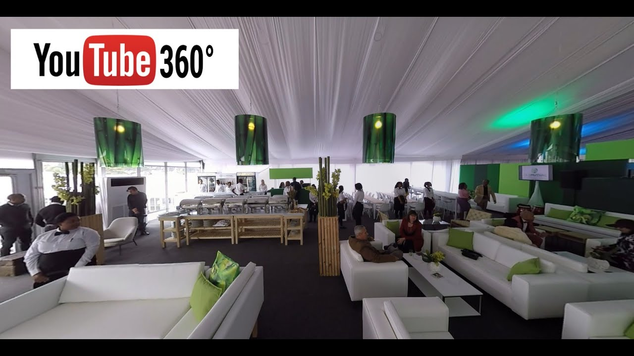 Old Mutual Marquee 360 Degree Video - Durban July 2016