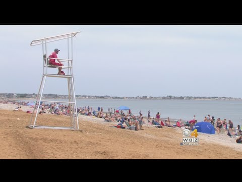 Duxbury Beach Park A Welcome Start To Summer After A Brutal Winter