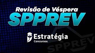 Revisão de Véspera SPPrev