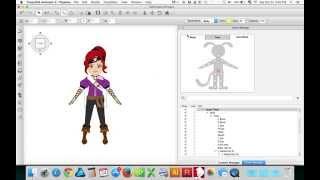 Paula the Pirate - Crazytalk Animator
