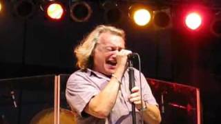 "Lou Gramm Band  ""So Great""  Decatur Illinois 8 / 7 / 10"
