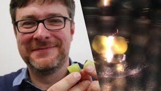 Plasmablitze in der Mikrowelle: Das Weintrauben-Experiment