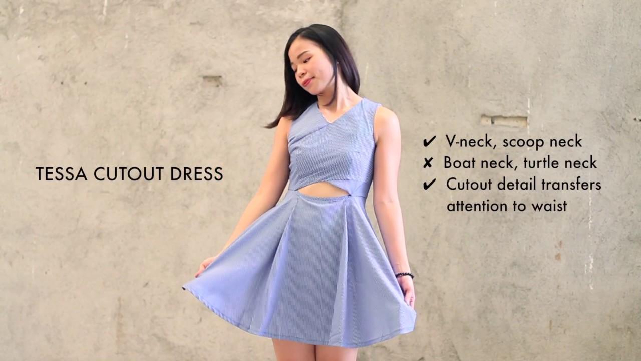 Fashion Tip for Broad Shoulders
