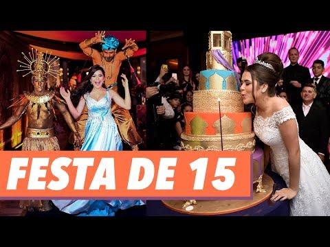 FESTA DE 15 ANOS - MAISA