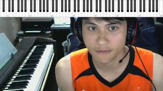 Học Đàn Piano Online #4 -  Hướng dẫn bí quyết Đệm Hát Piano cho tay phải, hoà âm, hỏi đáp