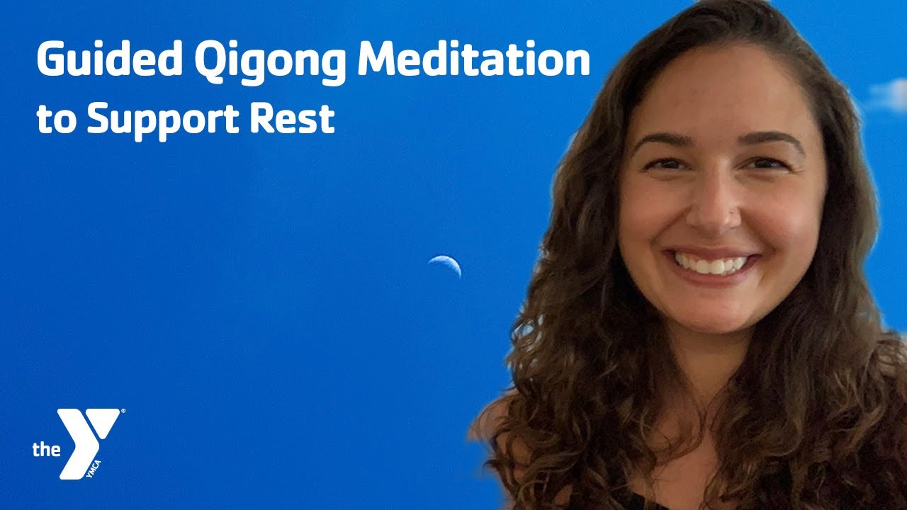 Guided Qigong Meditation to Support Rest