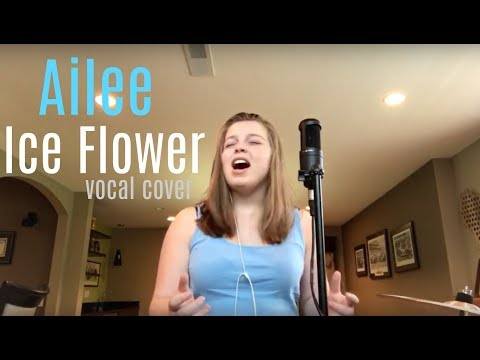 Ailee- 'Ice Flower' English Vocal Cover [170k thank you]