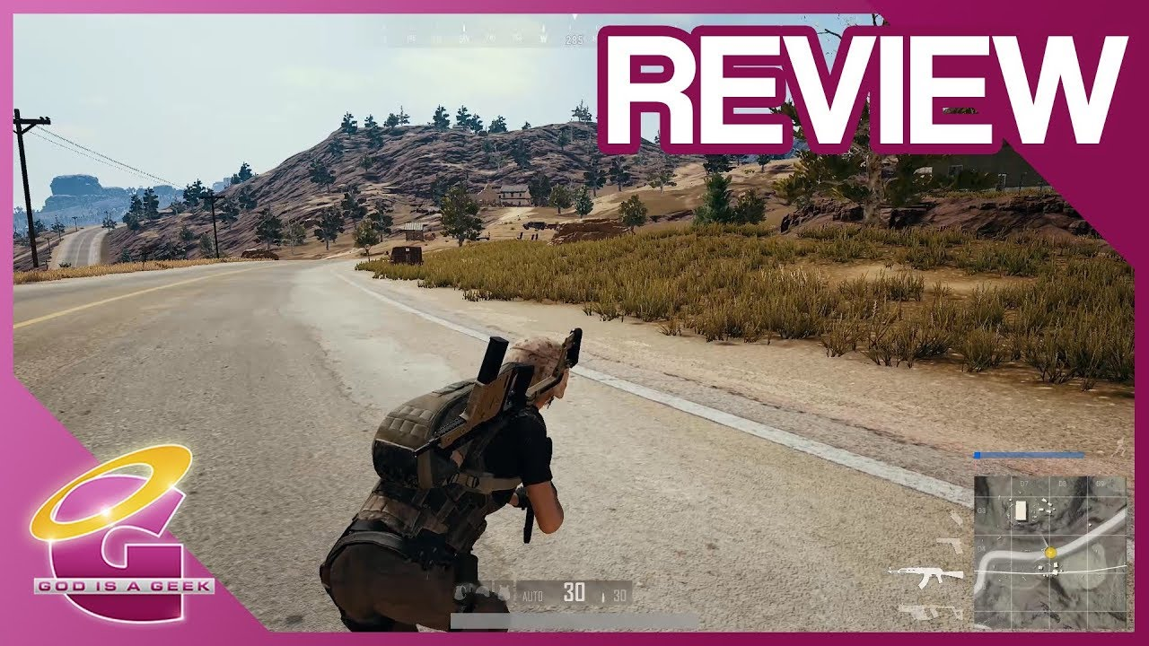 PUBG review | PC, Xbox One