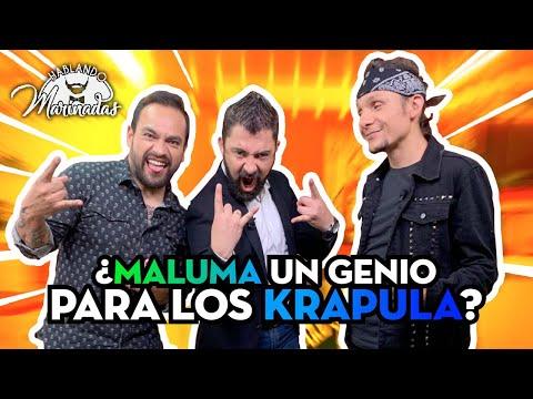 Maluma Un Genio Para Los Krapula? | Temporada 1 Cap 5