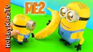 Minion Dave Banana Play with Stuart