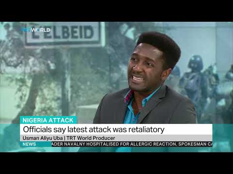 Nigeria Attack: Interview With Usman Aliyu Uba
