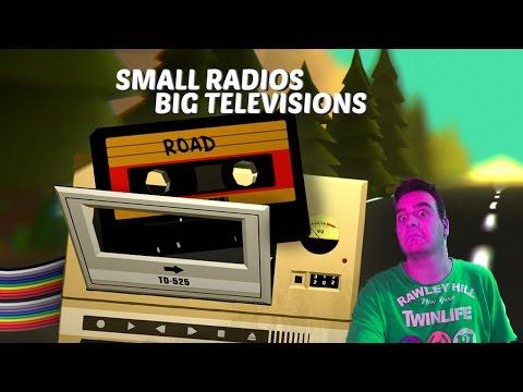 Κασέτες και LSD|Παρουσίαση του Small Radios Big Televisions
