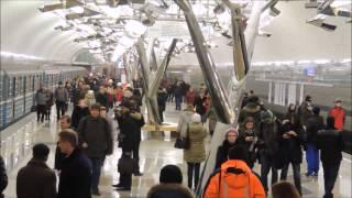 """Станция """"Тропарёво"""" - Сокольническая линия"""