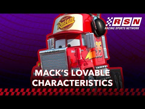 Mack's Best Moments | Racing Sports Network by Disney•Pixar Cars
