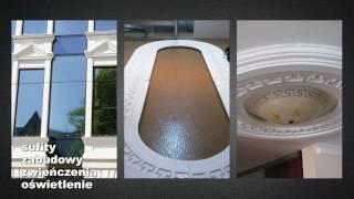 Elementy dekoracyjne Styro Ksawerów