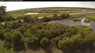 Preview of stream Sunset Beach Marsh, USA